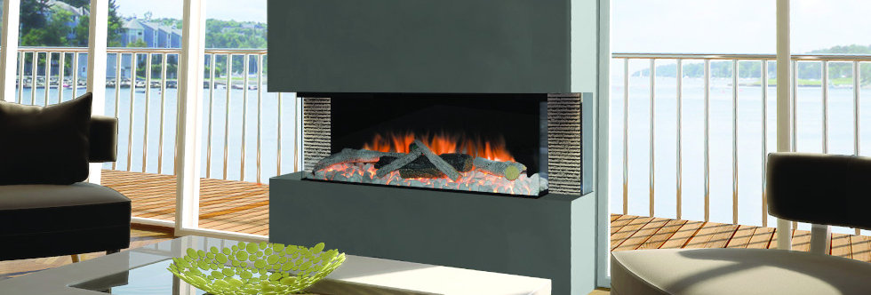 Evonicfires Kiruna Electric Fire