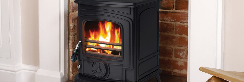 AGA Little Wenlock Solid-Fuel Stove