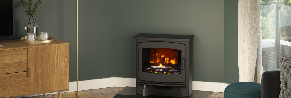 Broseley Evolution Beacon Large Electric Stove