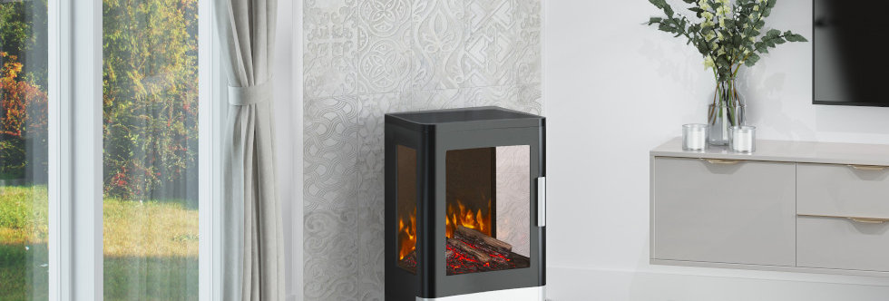 Broseley Evolution Vue Electric Stove