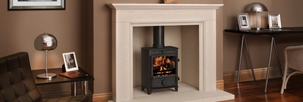 FDC4 ECO Solid-Fuel Stove