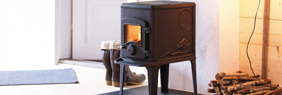 Nordpeis Orion Solid-Fuel Stove