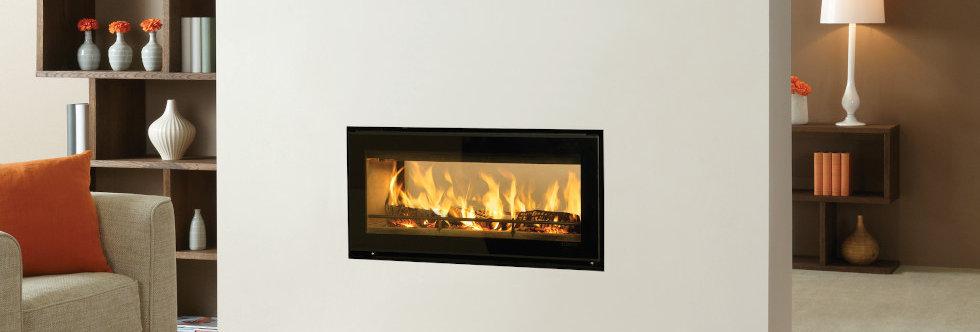 Stovax Studio Duplex Solid-Fuel Fire