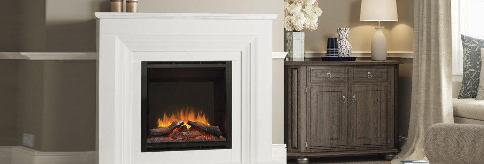 Elgin & Hall Vitalia Electric Fireplace Suite