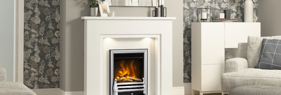 "Elgin & Hall 16"" Pryzm Mix & Match Electric Fire"