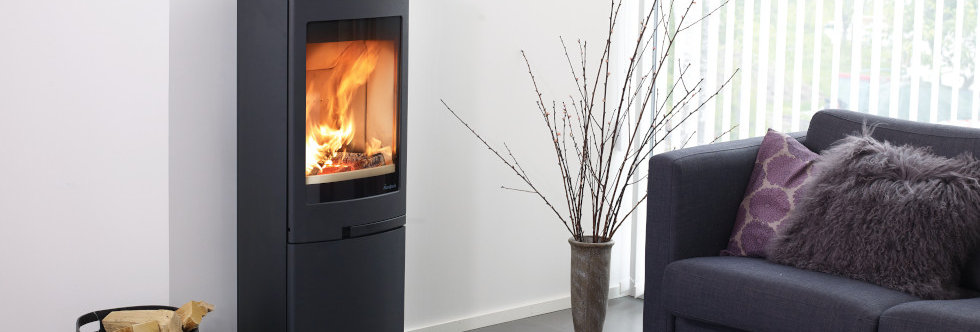 Nordpeis Duo 5 Solid-Fuel Stove