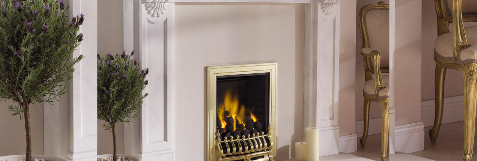 Ekofires 3030 / 3035 Complete Front Gas Fire