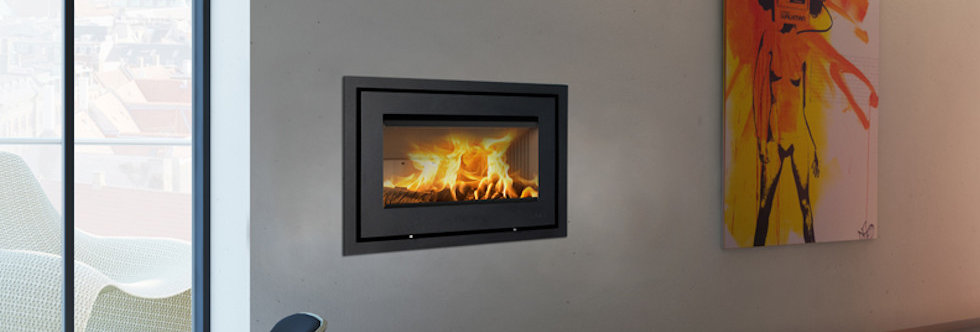 Lotus H470 Solid-Fuel Fire