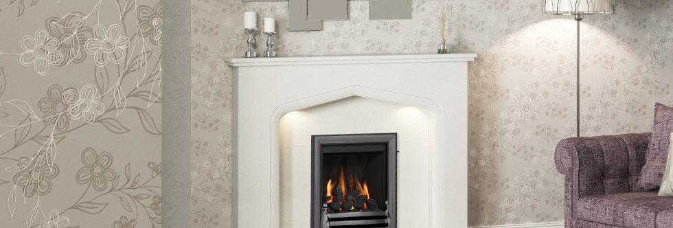 Elgin & Hall Deepline Convector Mix & Match Gas Fire