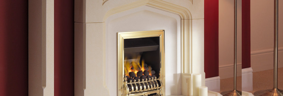 Ekofires 3060 / 3065 Complete Front Gas Fire