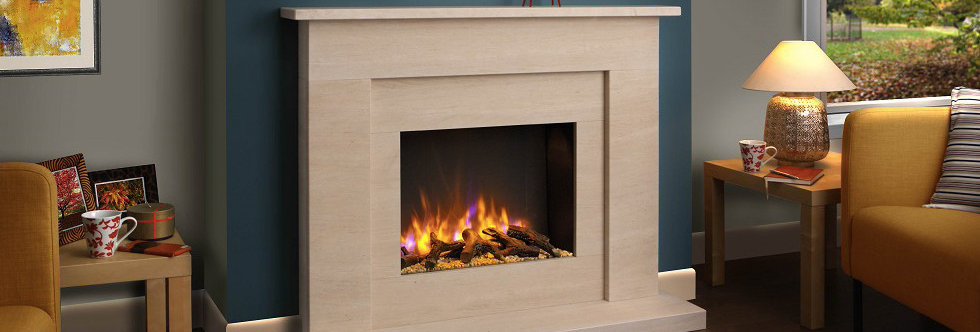 FDC Beckford Electric Fireplace Suite