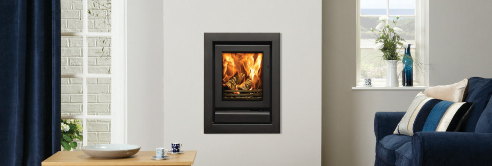 Stovax Riva 40 Solid-Fuel Fire