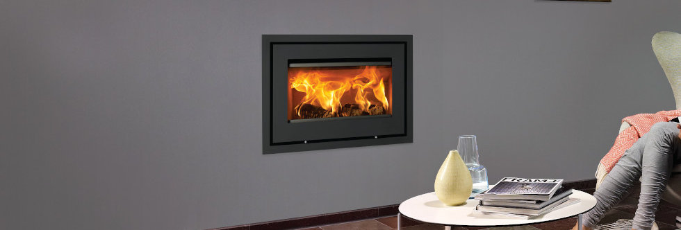Lotus H370 Solid-Fuel Fire
