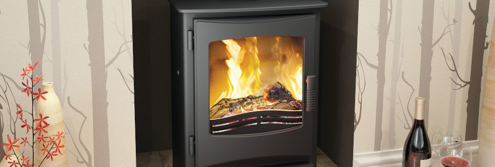 Broseley Ignite 5 Solid-Fuel Stove