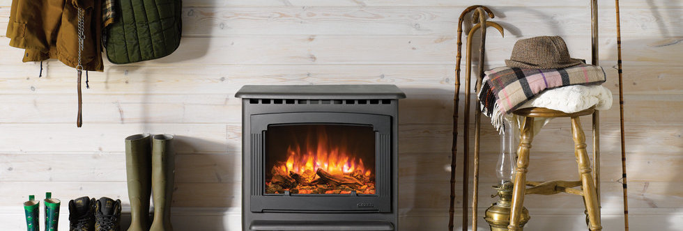 Gazco Marlborough2 Medium Electric Stove