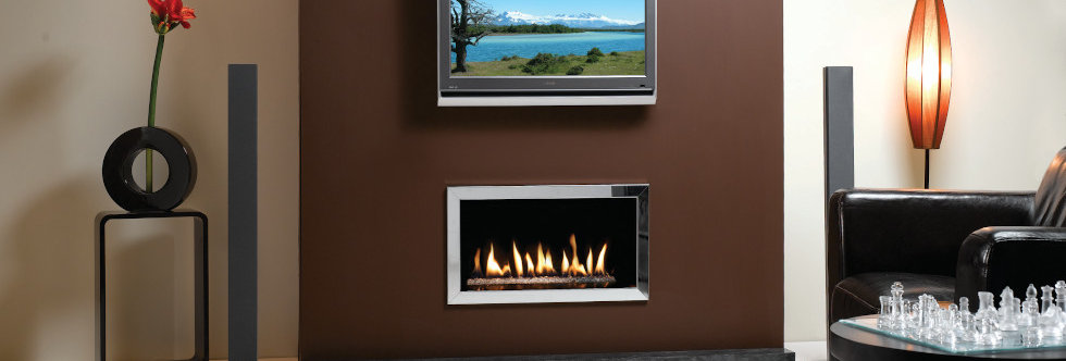 Gazco Studio 1 Open Fronted Gas Fire