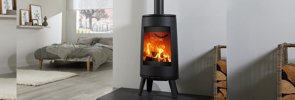 Dovre Bold 300 Solid-Fuel Stove