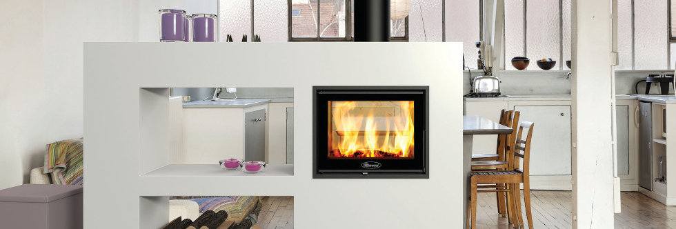 Dovre Zen 102 Solid-Fuel Fire