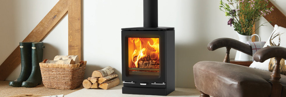 Stovax Vogue Small Solid-Fuel Stove