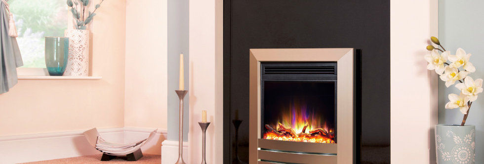 Celsi E-XD Camber Electric Fire
