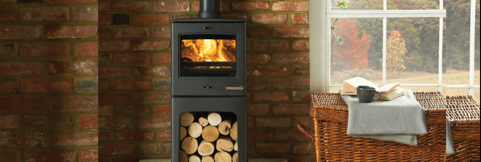 Yeoman CL5 Highline Solid-Fuel Stove