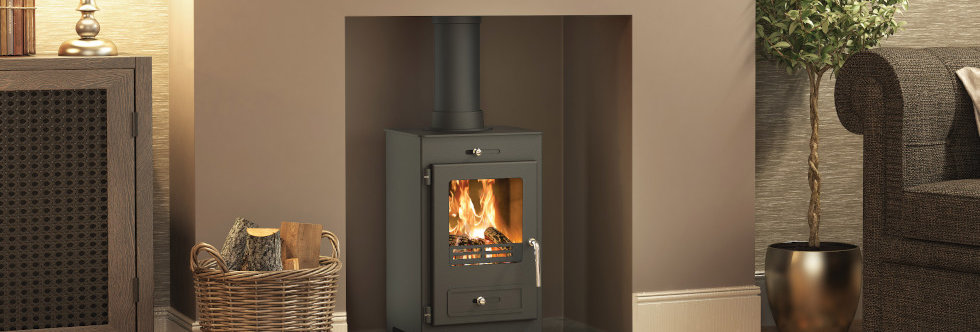 Broseley Silverdale 5 Solid-Fuel Stove