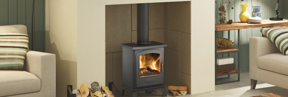 Broseley Hereford 5 Solid-Fuel Stove