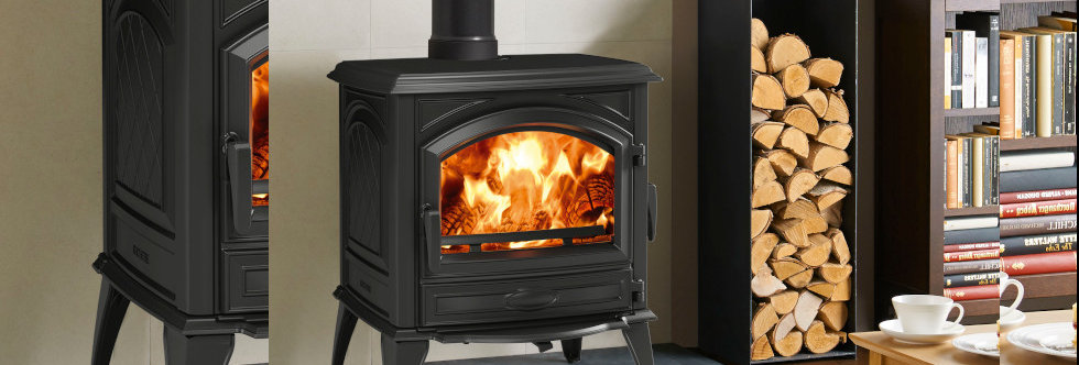 Dovre 640WD Solid-Fuel Stove