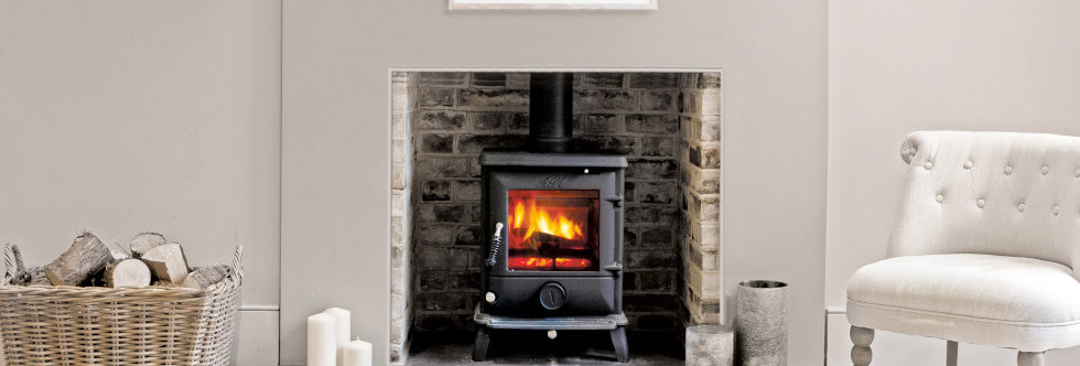 AGA Ludlow Solid-Fuel Stove
