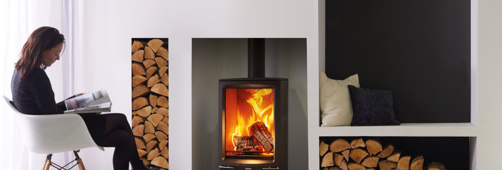 Stovax Vogue Midi T Solid-Fuel Stove