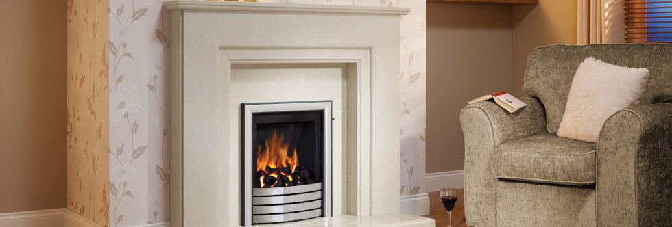 Elgin & Hall Slimline Radiant Complete Front Gas Fire