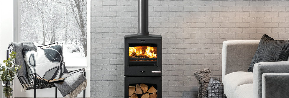Yeoman CL5 Midline Solid-Fuel Stove