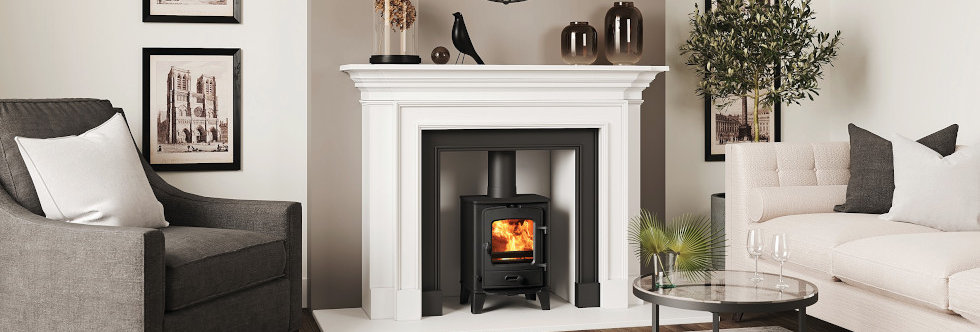 Stovax County 3 Solid-Fuel Stove