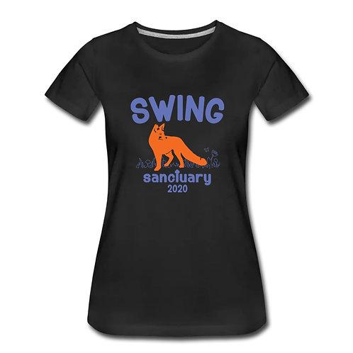 Swing Sanctuary 2020 T-Shirt - Womens