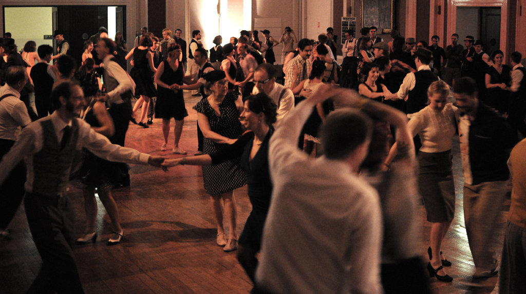 WED Social dance only