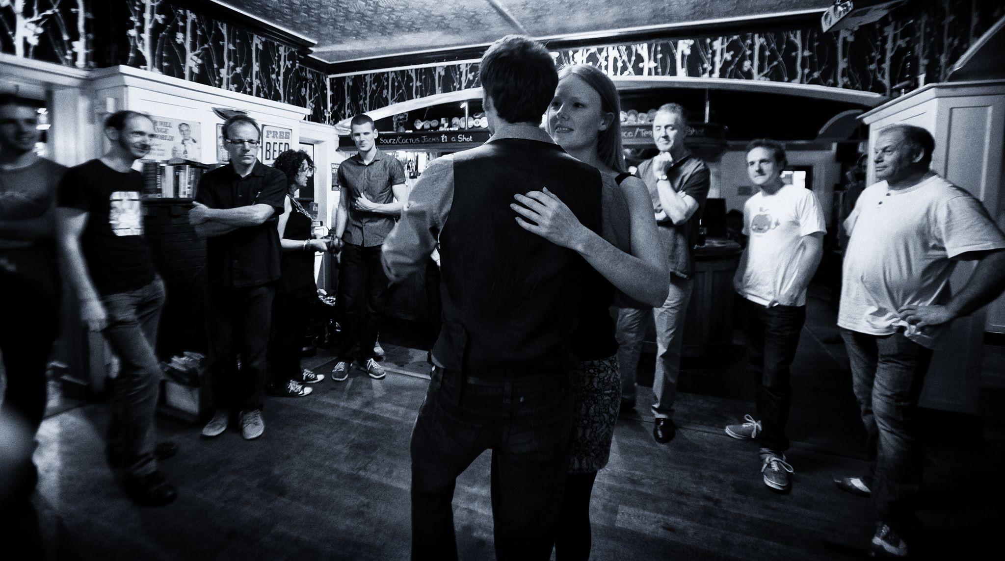 MON Blues class with social dance