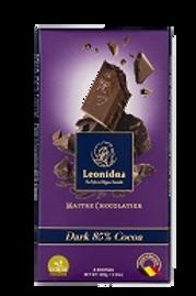 Tablette  100 gr de chocolat noir 85 %