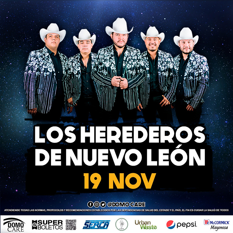 Los Herederos de Nuevo Leon e Invitados