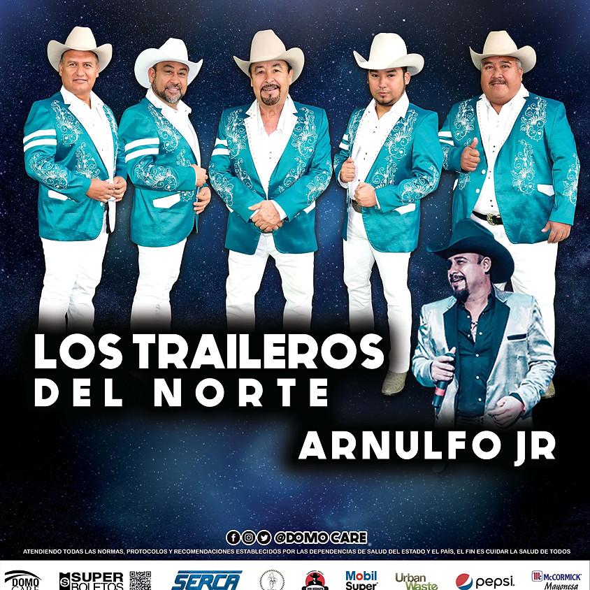 Los Traileros Del Norte y Arnulfo Jr