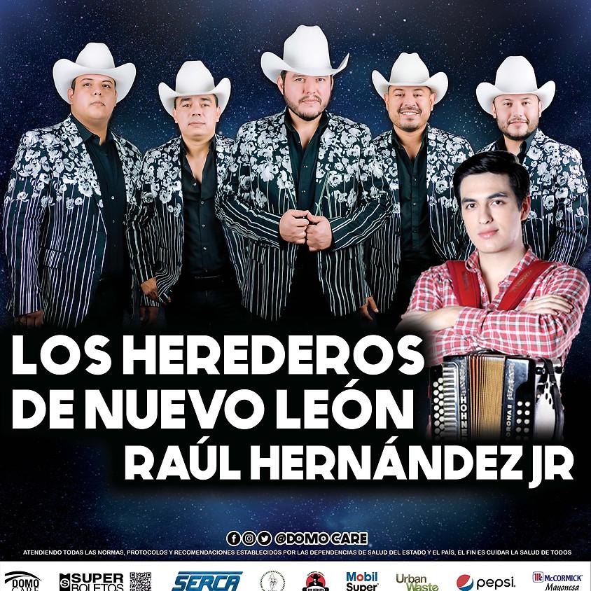 Los Herederos de Nuevo Leon Y Raúl Hernández Jr.