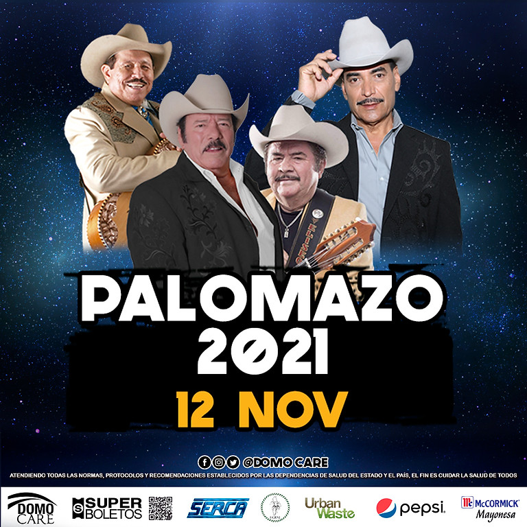 Palomazo 2021