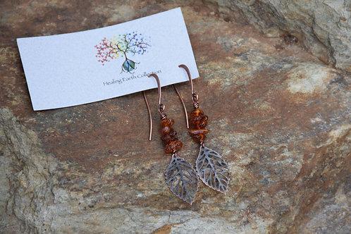 Amber & Leaf