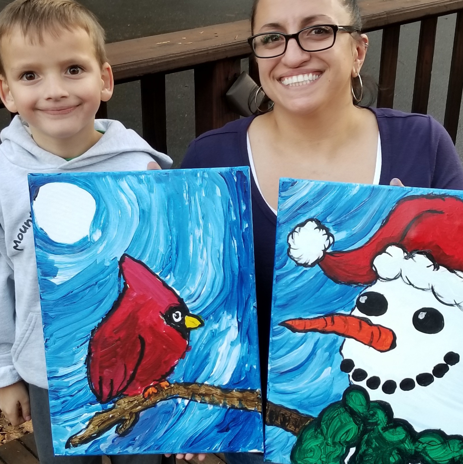 Painting Party (2 Participants)