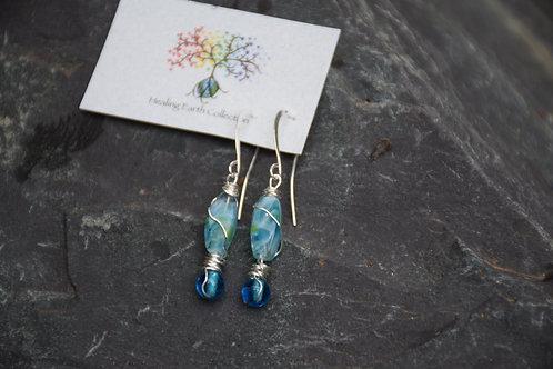 Amazonite Earings