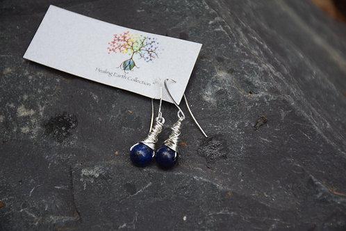 Lapis Lazuli Earings