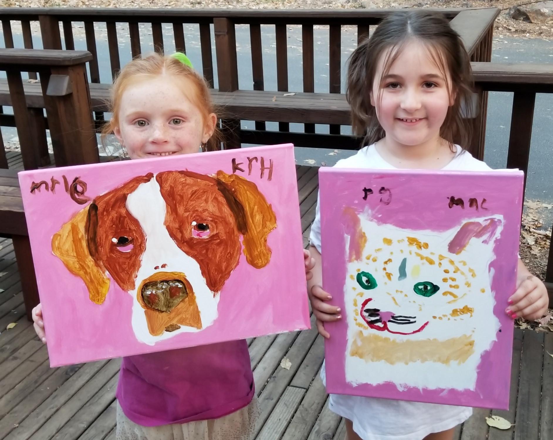 Paint Your Pet Jr.