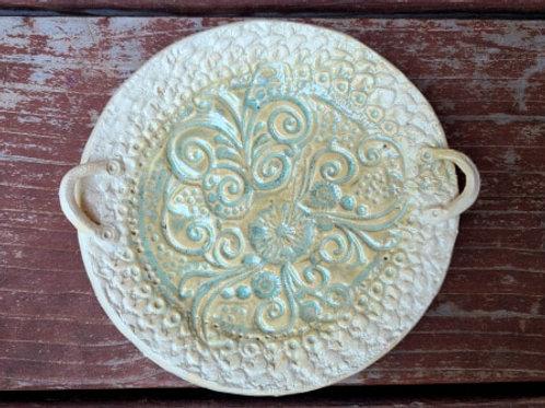 Ceramic Spiral Dish