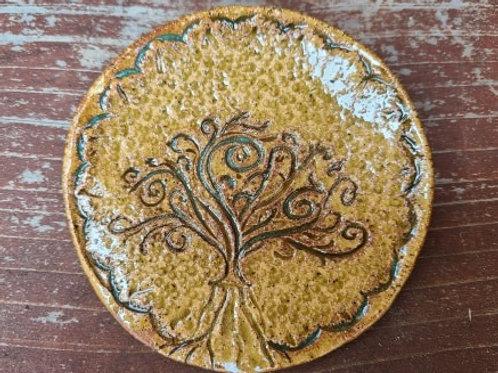 Ceramic Tree Dish