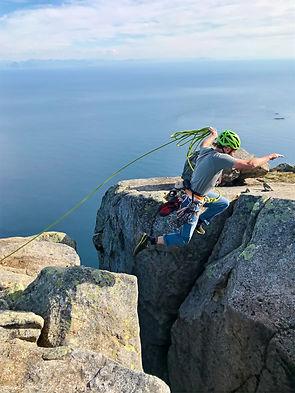 Nordryggen bergtagen guides