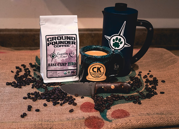 Base Camp Zero Coffee